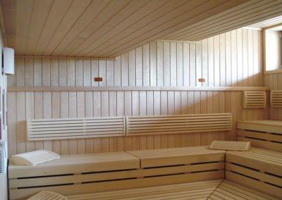 Sauna Finnische