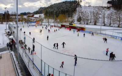 Eislaufsaison hat begonnen!